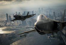 صورة اضافة جديدة في طريقها للعبة Ace Combat 7