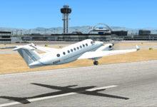 صورة إطلاق النظرة الداخلية للعبة Microsoft Flight Simulator في أغسطس
