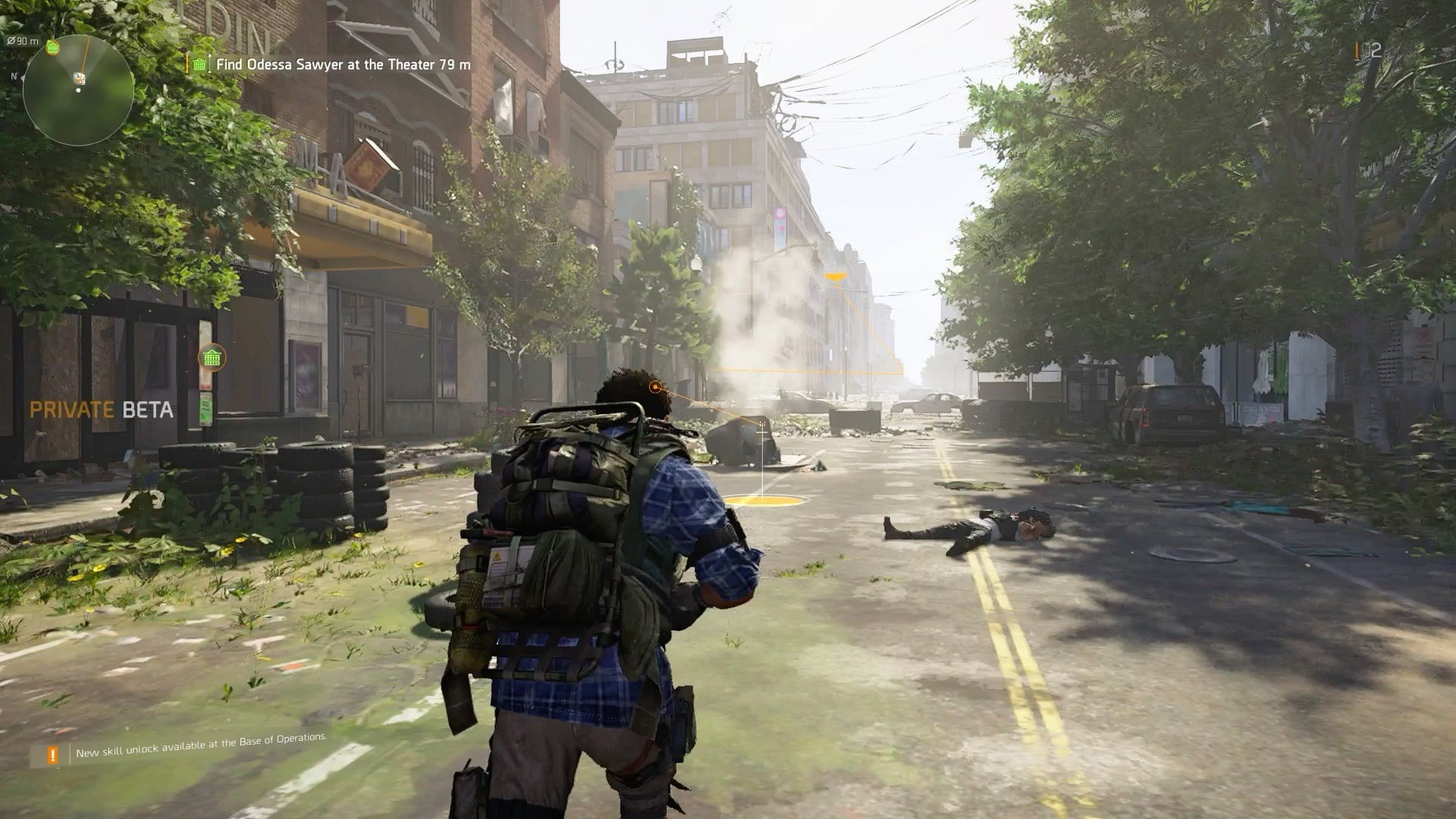 the division 2 hands on preview 6957