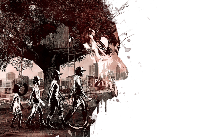 Photo of الإعلان عن موعد إصدار حزمة ألعاب The Walking Dead: The Telltale Definitive Series .
