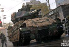 صورة النظرة الأولى على حملة Call of Duty Modern Warfare من خلال عرض تتبع الأشعة.