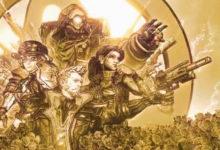 صورة إنتهاء تطوير لعبة Borderlands 3 واللعبة أصبحت ذهبية .