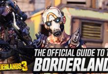 صورة جولة تعريفية شاملة للعبة Borderlands 3 من خلال العرض الدعائي الجديد .