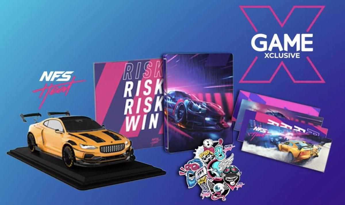 Photo of الإعلان عن نسخة Collector's Edition من لعبة Need for Speed Heat .