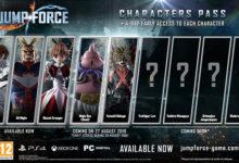 Jump Force DLCs 08 22 19