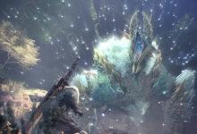 صورة نظرة على وحش Zingore من توسعة Monster Hunter World: Iceborne .
