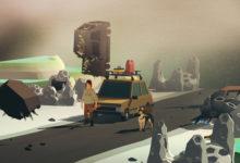 صورة الإعلان عن تاريخ 19 سبتمبر القادم كموعد لإصدار لعبة Overland .