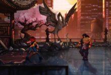 صورة عرض دعائي جديد للعبة Streets of Rage 4 يقدم شخصيات Blazing Field و Axel Stone .