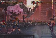 صورة PAX West 2019: أسلوب اللعب والجيم بلاي الخاص بلعبة Streets of Rage 4 .