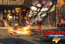 صورة عرض دعائي جديد للعبة Street of Rage 4