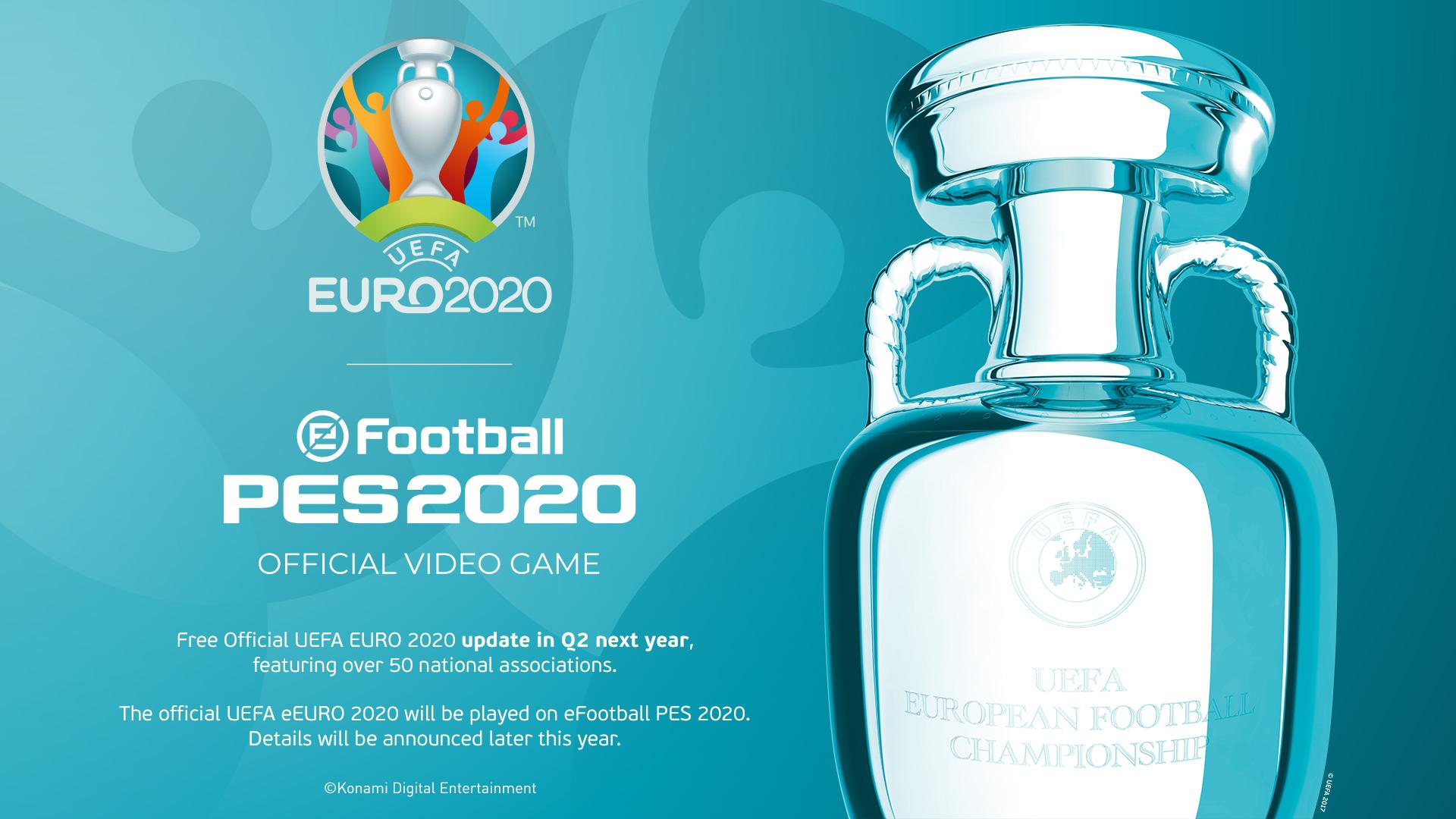 UEFA EURO2020 eFootball PES20202