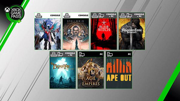 Xbox Game Pass Aug 08 19 19
