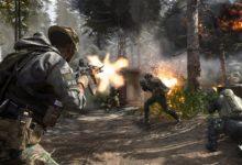 صورة مجموعة جديدة من الصور الخاصة بلعبة Call Of Duty Modern Warfare تظهر مدى قوة الجرافيك لهذا الجزء .