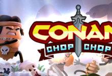 صورة تم تأجيل لعبة Conan Chop Chop الى سنة 2020