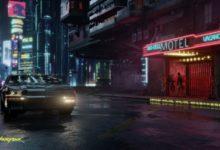 صورة فريق CD Projekt Red : عالم Cyberpunk 2077 أقل حجماً من نظيره بلعبة The Witcher 3 ولكنه أكثر كثافة وحيوية .