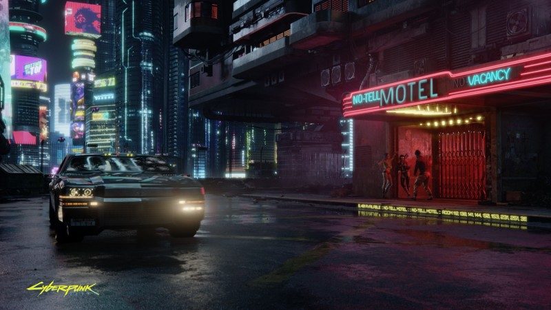 cyberpunk2077 now arriving at destination rgb en