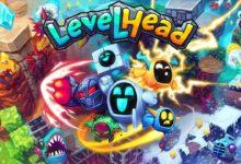 صورة الإعلان عن نسخة Xbox One من لعبة Levelhead .