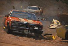 صورة استعراض جديد للعبة السيارات Wreckfest