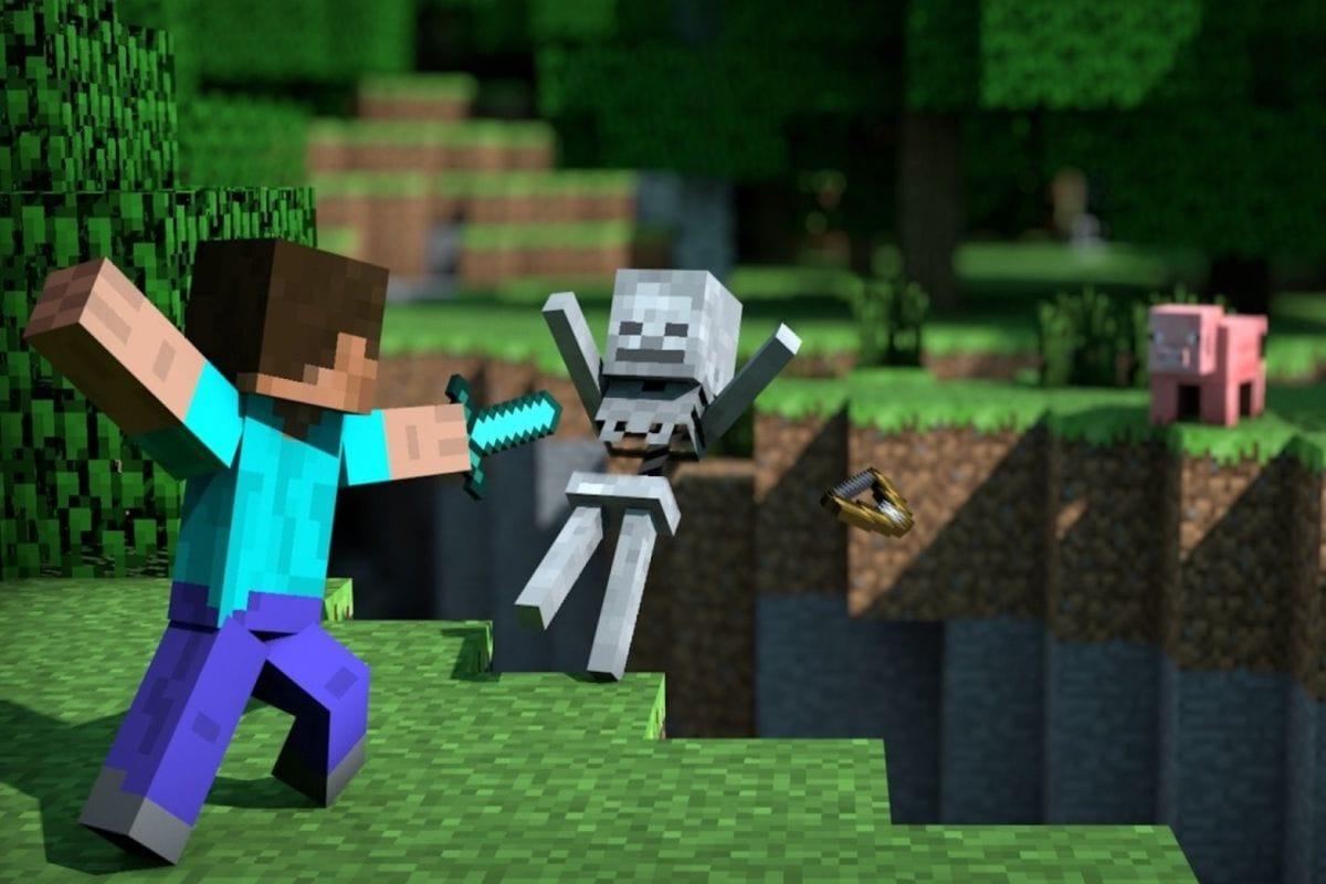 Photo of Minecraft لديها 112 مليون لاعب شهريًا