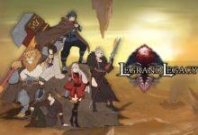 صورة الإعلان عن موعد إصدار لعبة Legrand Legacy: Tale of Fatebounds لمنصات PS4 و Xbox One .