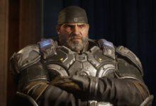 صورة الاعلان عن خريطة دعم لعبة Gears 5