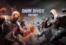 صورة تحديث جديد للعبة Call of Duty : Black ops 4 بعنوان Operation Dark Divide