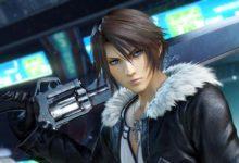 صورة عرض الاطلاق الرسمي لريماستر Final Fantasy VIII