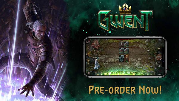 Photo of الإعلان عن لعبة GWENT: The Witcher Card Game للهواتف الذكية العاملة بنظام IOS فقط .