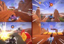 Photo of مجموعة جديدة من الصور الخاصة بلعبة Garfield Kart: Furious Racing .