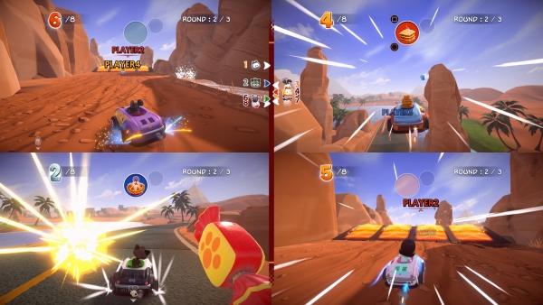 Garfield Kart Furious Racing 09 24 19