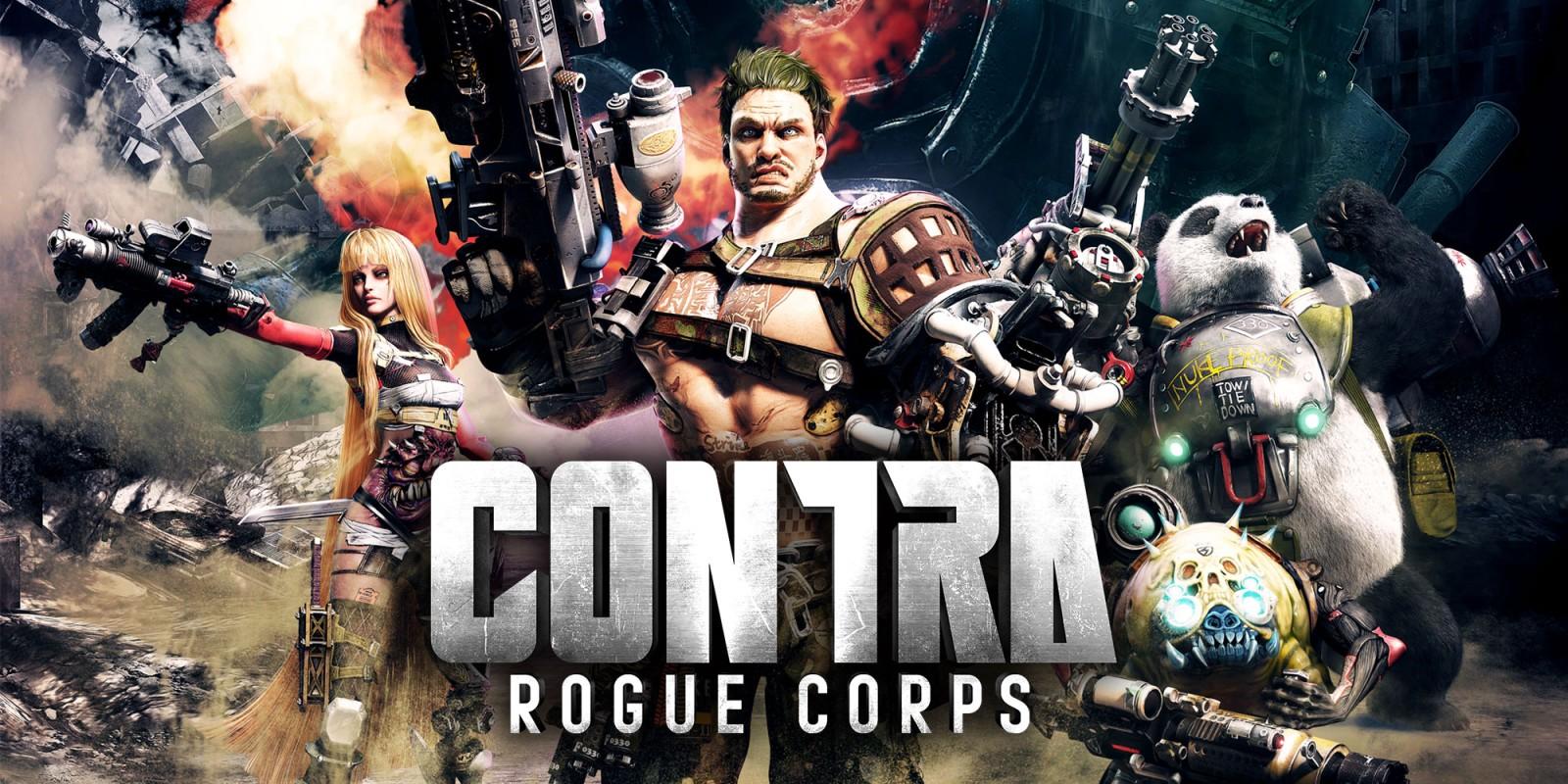 Photo of النسخة التجريبية من لعبة Contra: Rogue Corps متوفرة الآن للتحميل .