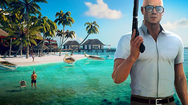 Photo of الإعلان عن محتوي (Haven Island) الإضافي القادم للعبة Hitman 2 بتاريخ 24 سبتمبر .