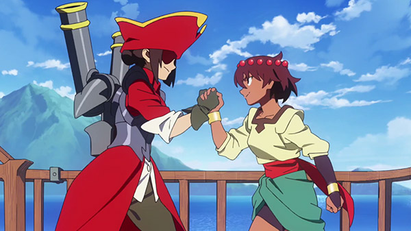 Indivisible Opening Anime 09 20 19
