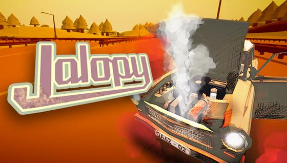 Jalopy header