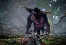 صورة الإعلان عن تحديث شهر أكتوبر المجاني الخاص بتوسعة Monster Hunter World: Iceborne .