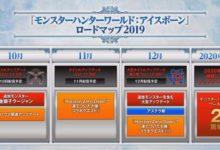 صورة TGS 2019 : خريطة المحتويات الإضافية القادمة لتوسعة Monster Hunter World: Iceborne .