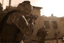 صورة العرض الرسمي لبيتا لعبة Call of Duty: Modern Warfare