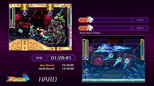 Mega Man Z Chaser 09 12 19