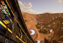 صورة العرض الدعائي الجديد للعبة Pacer يسلط الضوء على مضمار (Ajura) .