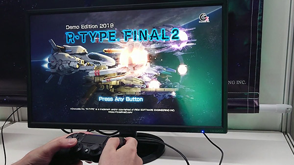 R Type Final 2 TGS Play Off 09 12 19
