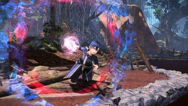 Photo of Tokyo Game Show 2019 :نظرة على أسلوب اللعب والجيم بلاي الخاص بلعبة Sword Art Online: Alicization Lycoris .