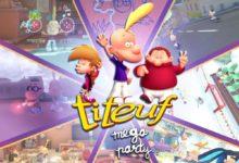 صورة الإعلان عن موعد إصدار لعبة Titeuf: Mega Party Remaster بتاريخ 21 نوفمبر على جميع المنصات .