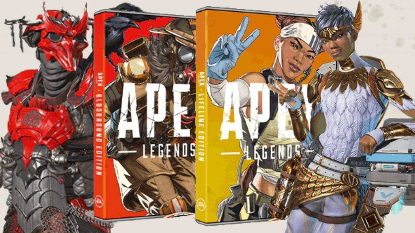 Photo of Apex Legends تحصل على إصدارين فيزيائيين بمحتوى حصري لديهم.