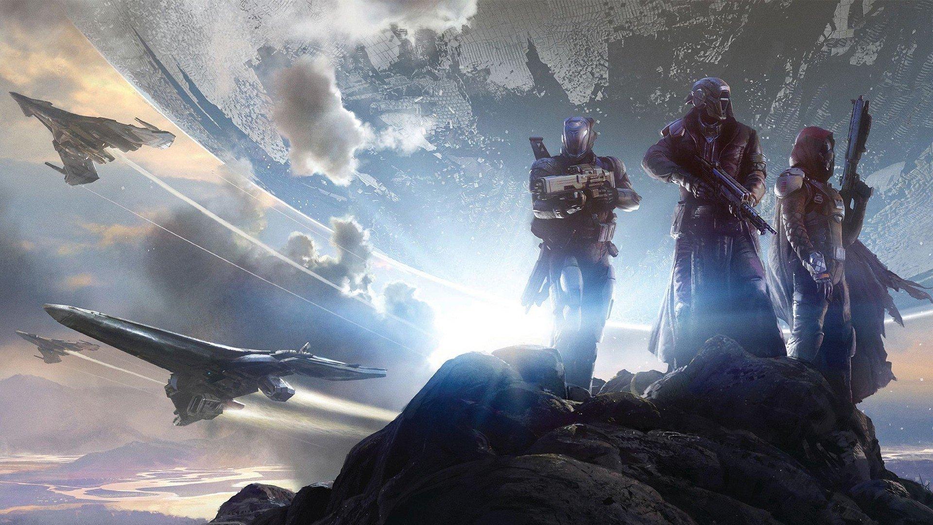 Photo of فريق Bungie يعمل على عنوان جديد بجانب سلسلة Destiny والإصدار قبل عام 2025 .