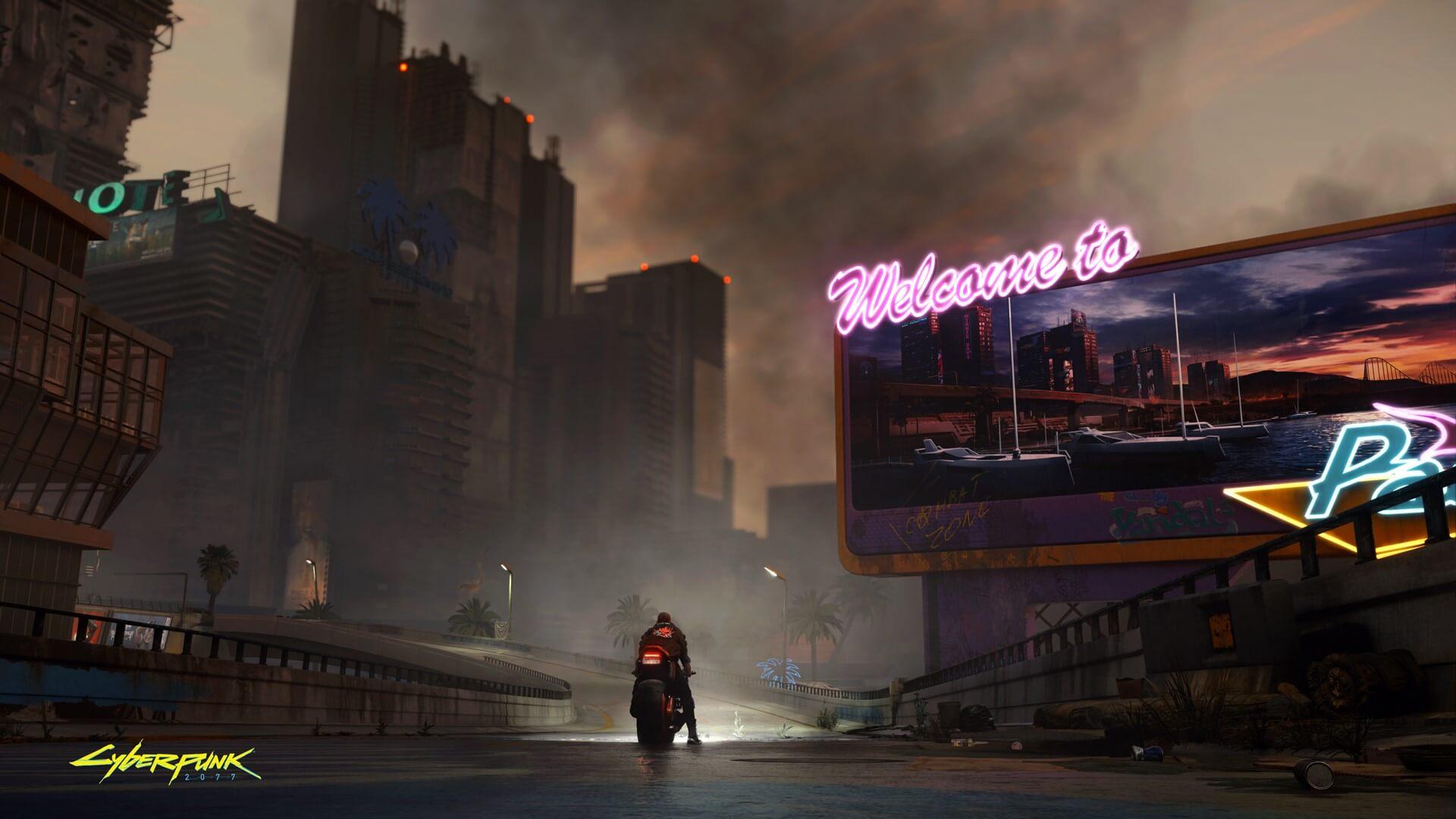 cyberpunk 2077 rtx 2