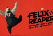 صورة الكشف عن موعد إصدار لعبة Felix the Reaper .