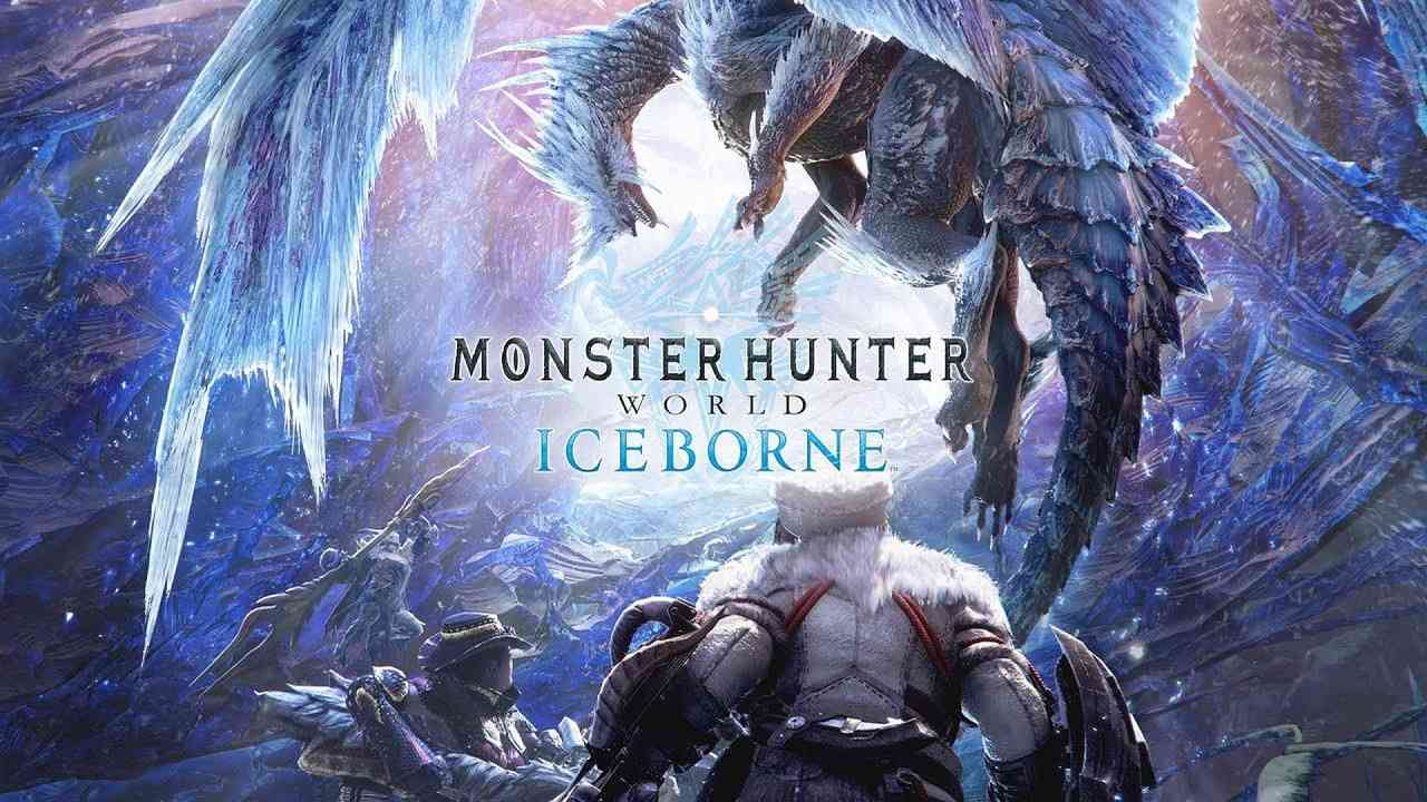 monster hunter world iceborne wallpaper