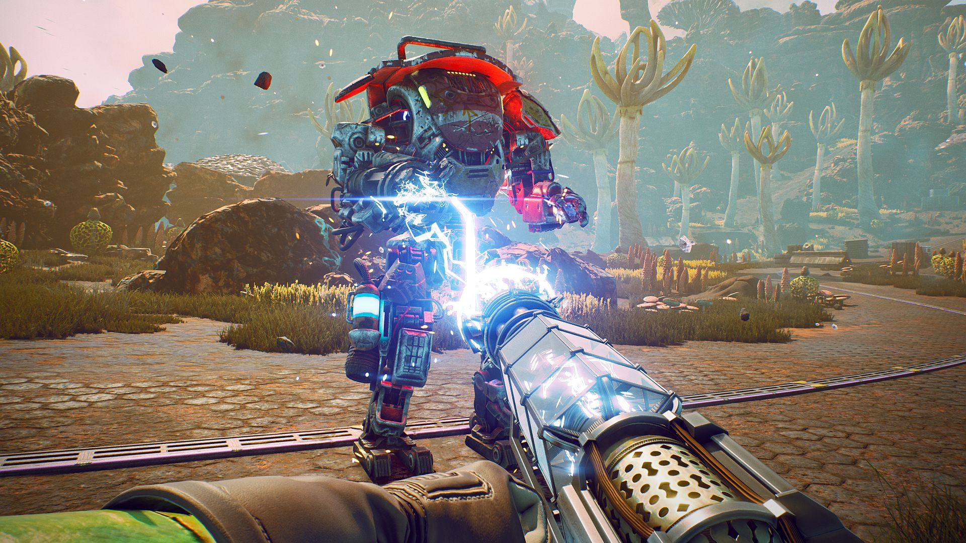 new the outer worlds gameplay has serious fallout vibes feature