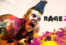 صورة إطلاق أولى توسعات لعبة Rage 2