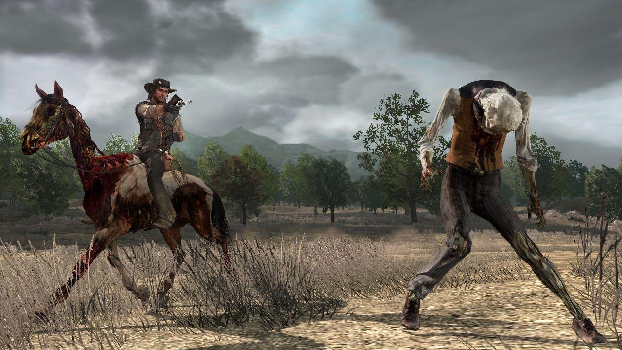 red dead redemption undead nightmare screenshot 1